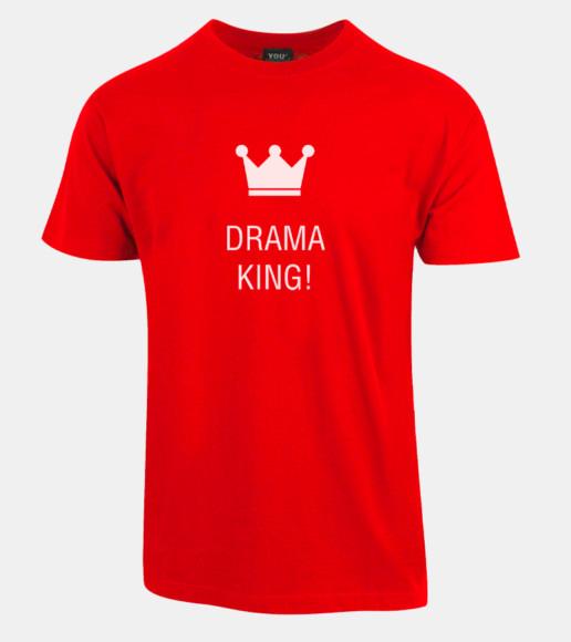 Drama King!