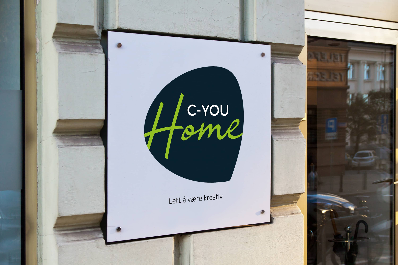 C-youHome_Sign_Eksempel