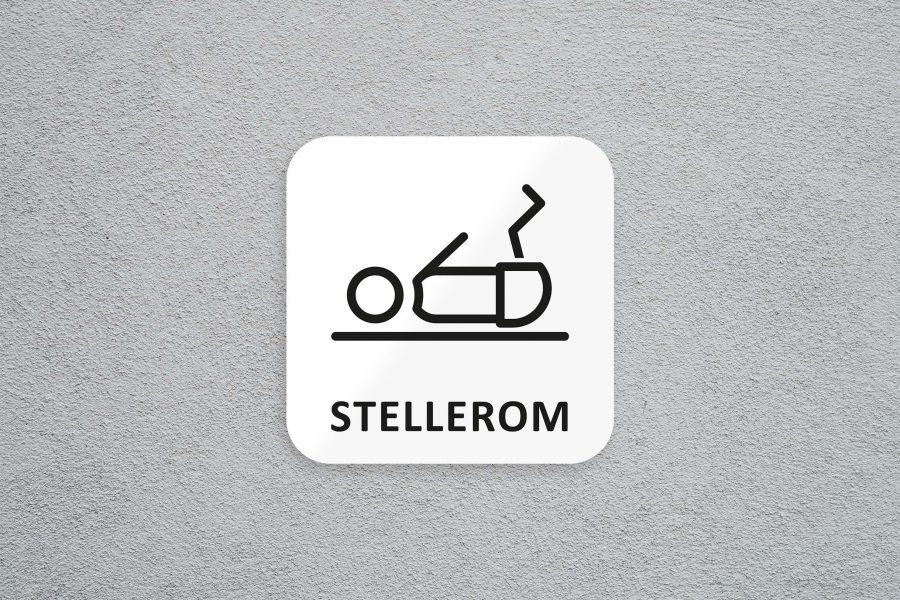 Moderne Stellebord ibond