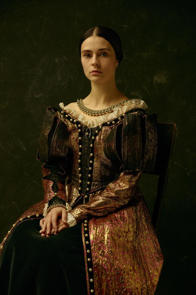 Interiør-Portrett
