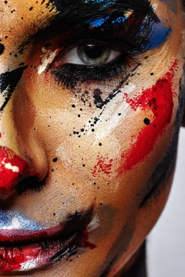 Interiør-Clown