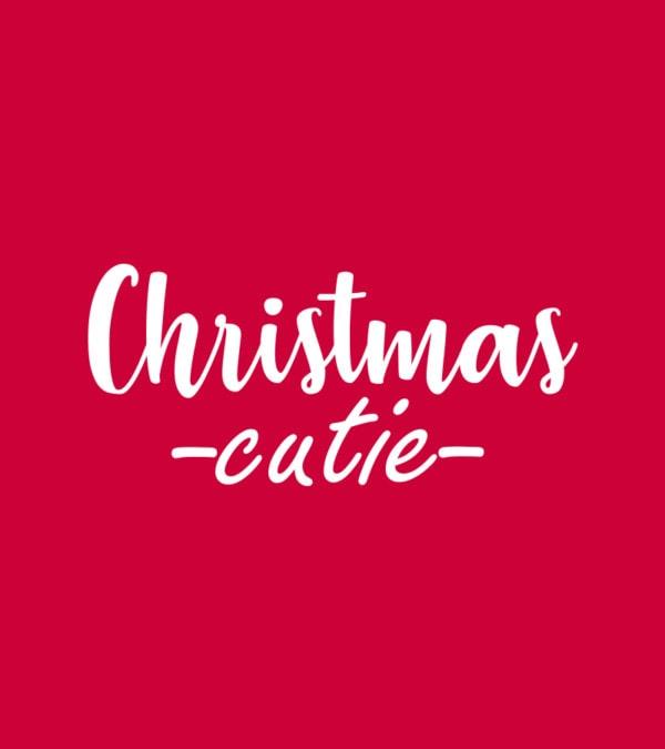 Merke-Christmas-Cutie