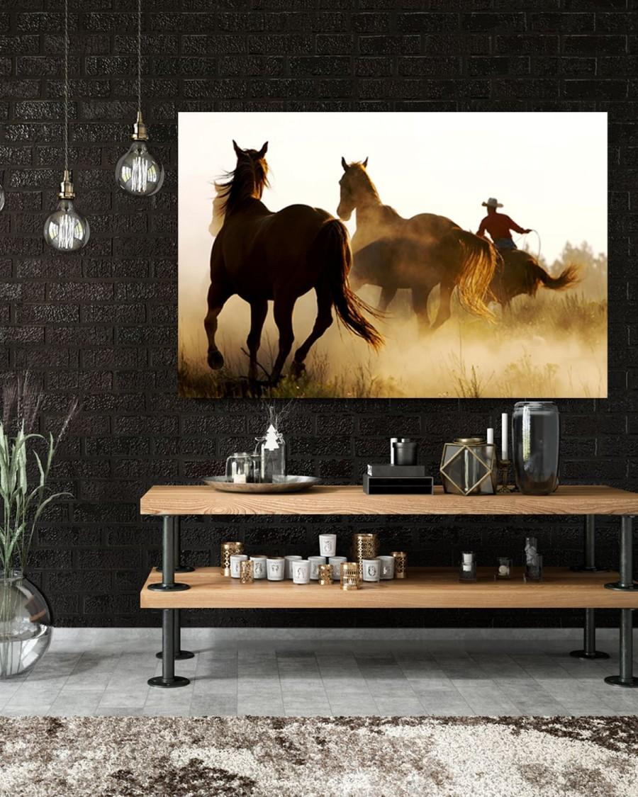 Interiør-Mock-Horses