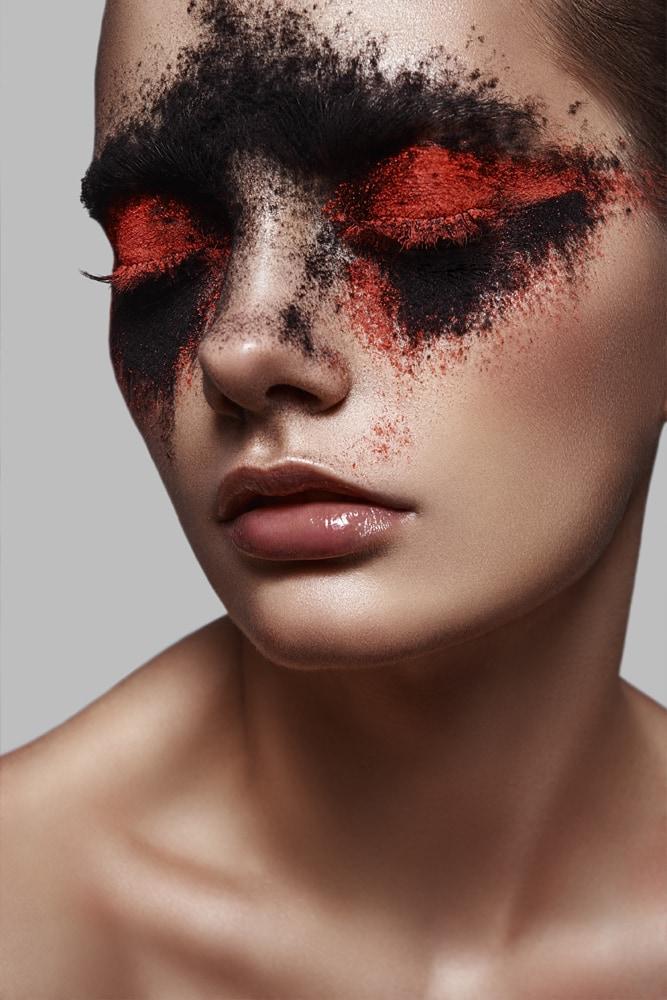 Interiør-Red&Black