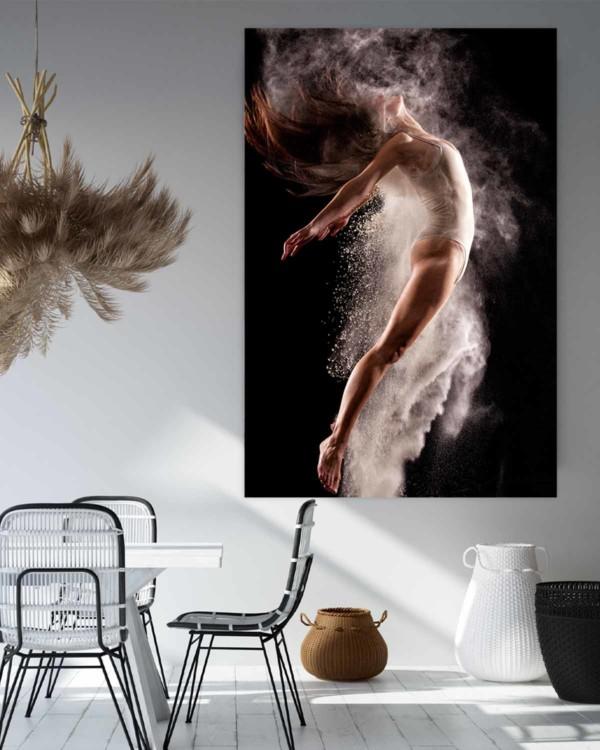 Interiør-Mock-Ballerina