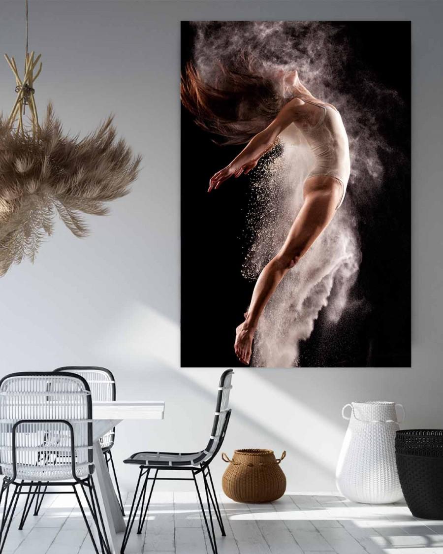 Interiør - Veggbilde - Ballerina