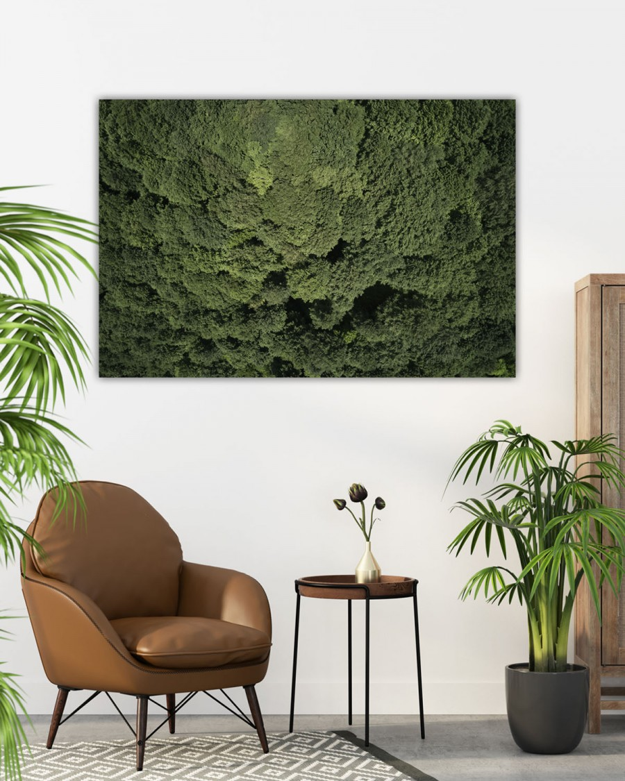 Interiør-Mock-forest