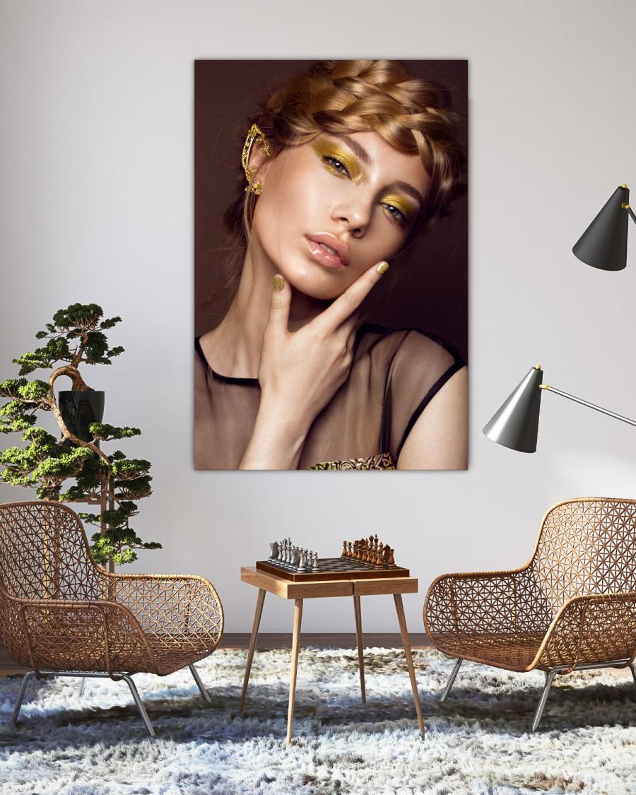 Interiør - bilde til vegg - Shine