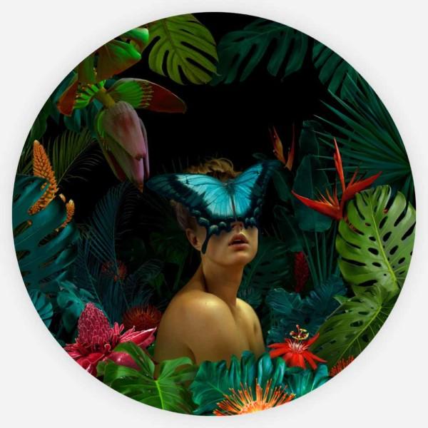 Interiør-Surreal-jungle-Rund