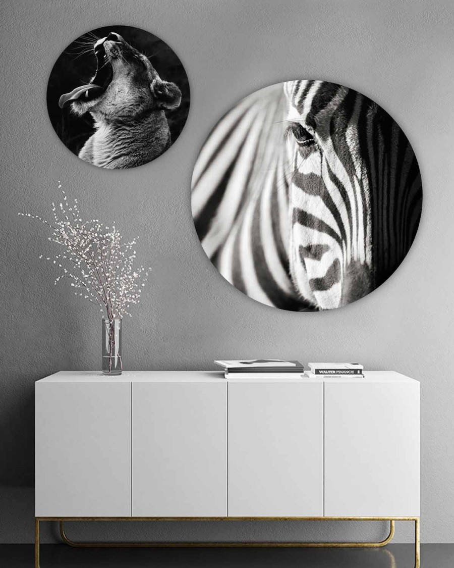 Interiør-Zebra-mock-rund