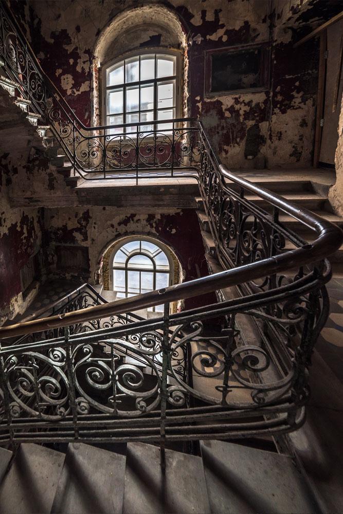 interiør-staircase