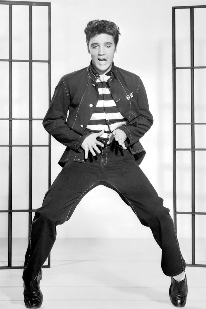 Interiør-Elvis Presley