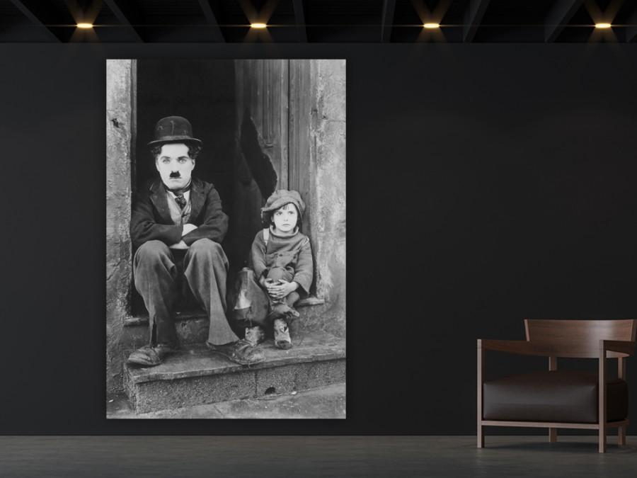 Bilde - interiør - Charlie Chaplin