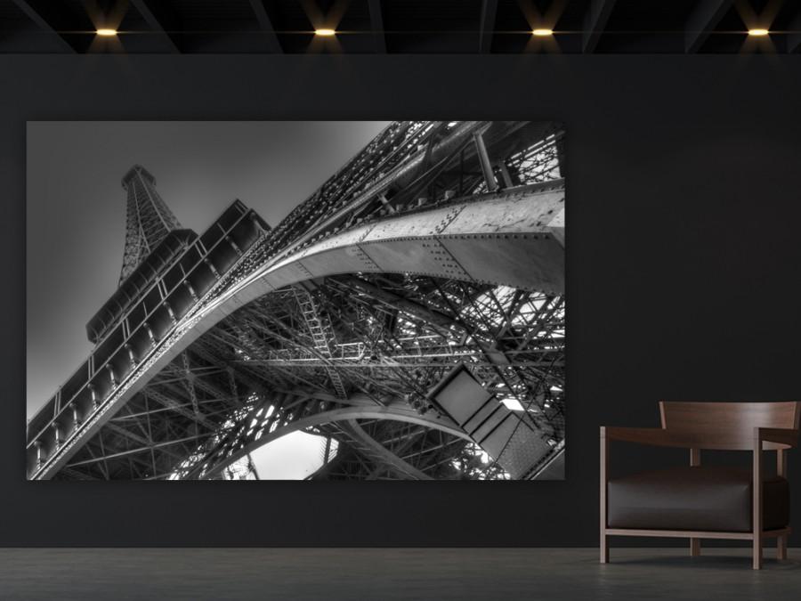 Bilde til vegg - Interiør - Eiffeltårnet