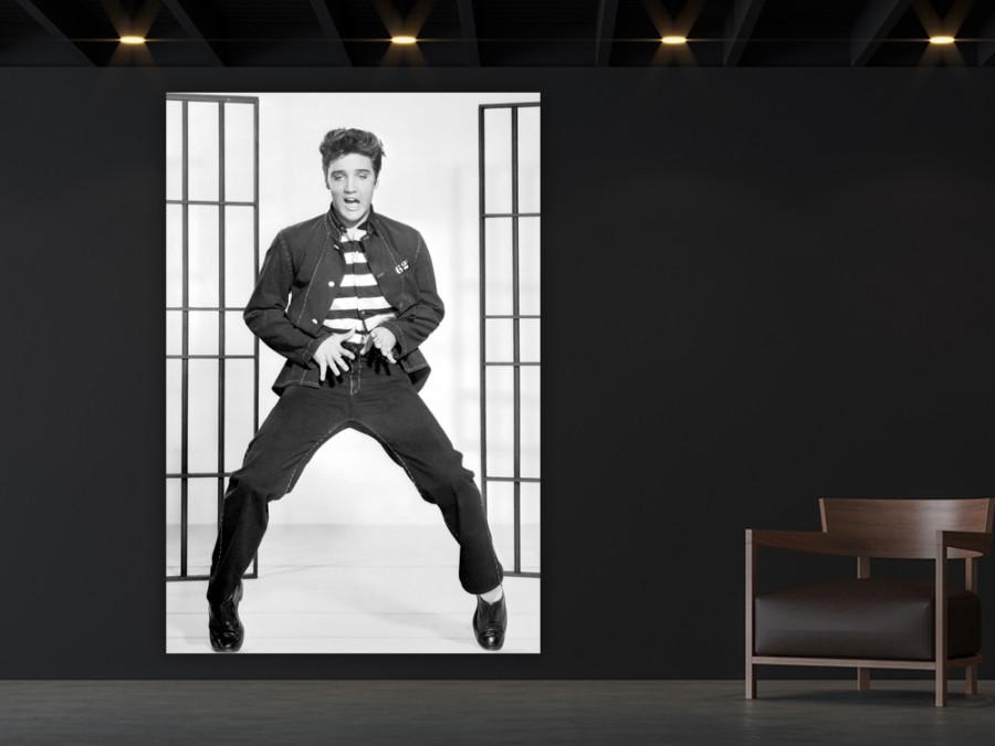 Interiør bilde - Elvis Presley